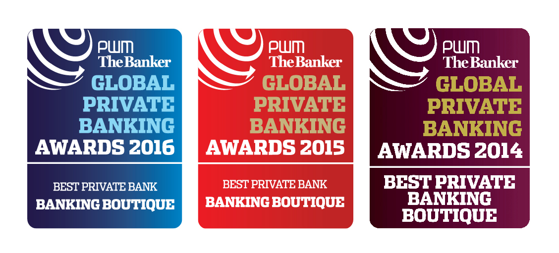The global private banking awards